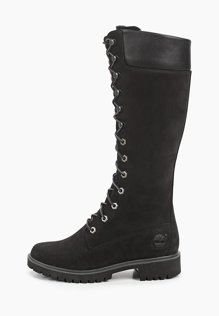Женские ботинки Timberland (Тимберленд) TBL8167RW