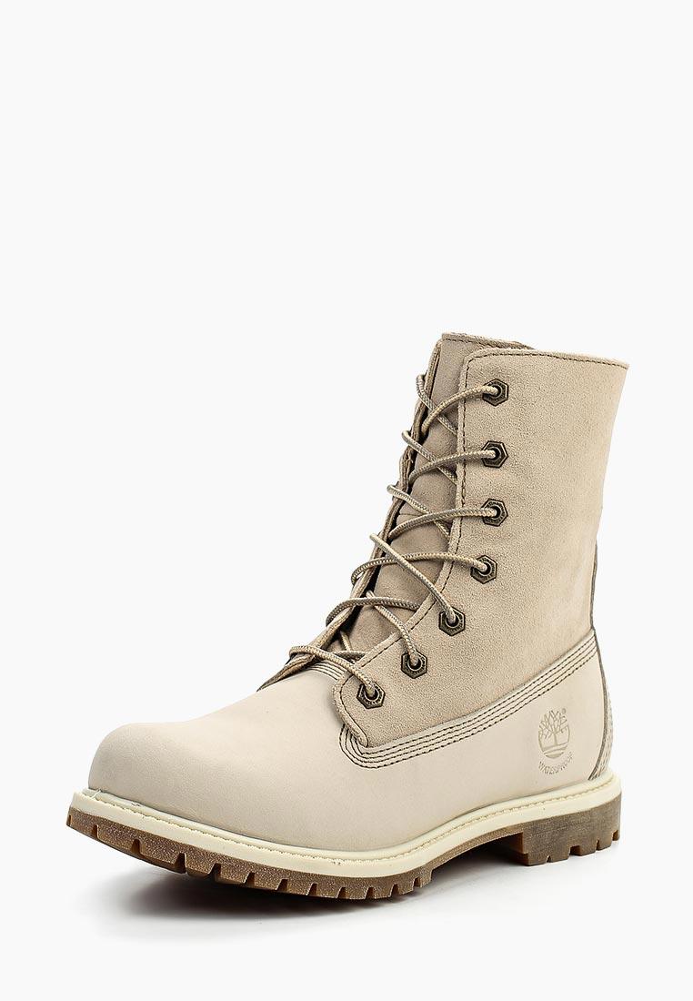 Женские ботинки Timberland (Тимберленд) TBL8331RW