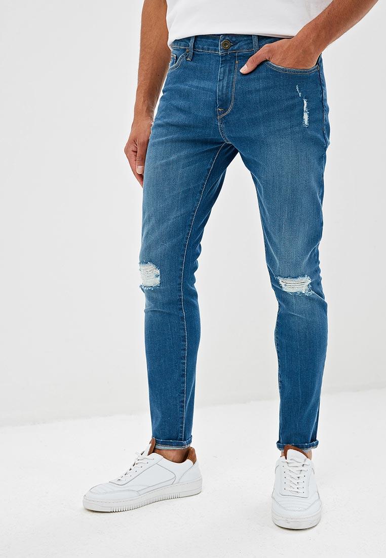 Зауженные джинсы Tiffosi HARRY_H91