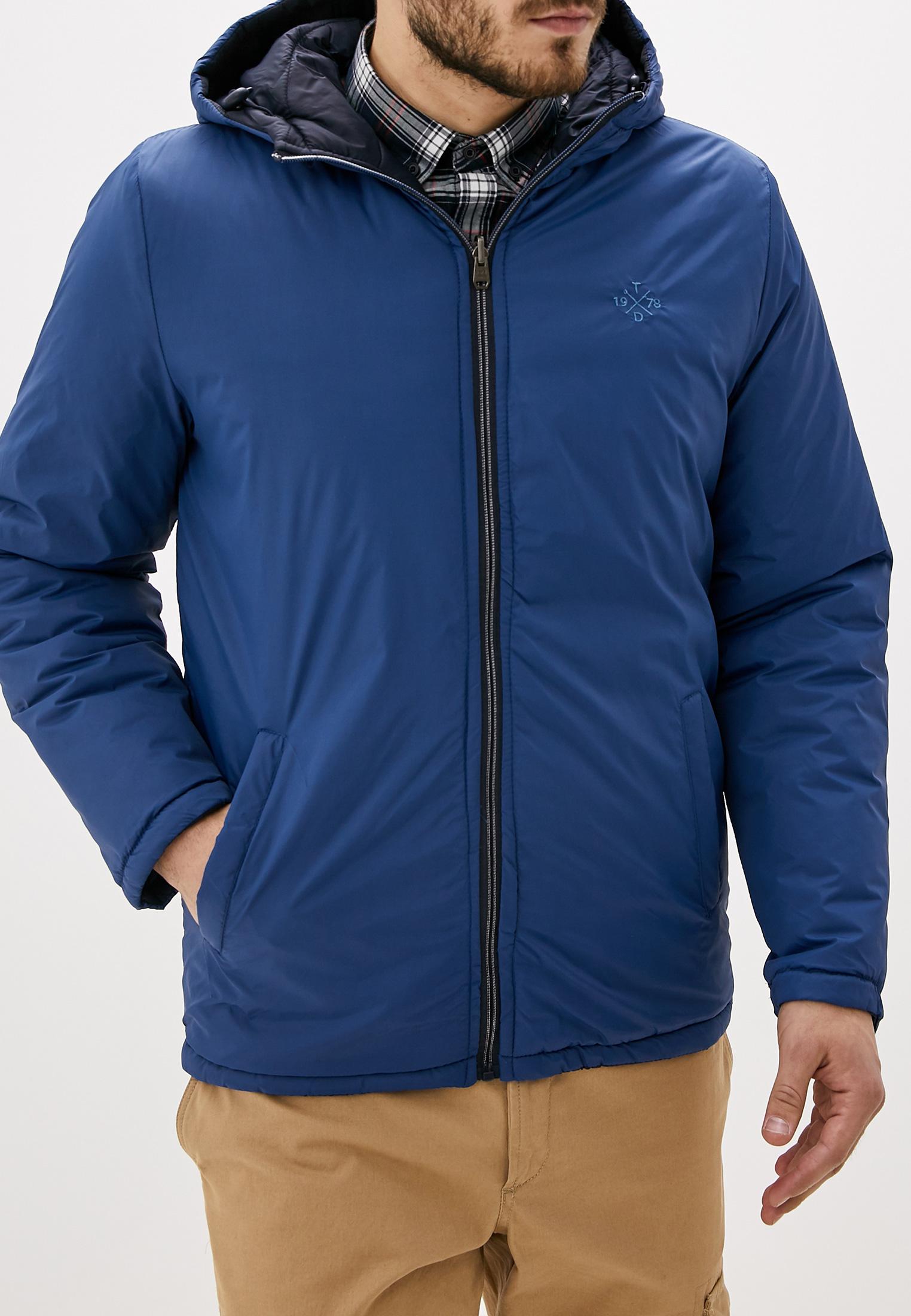 Утепленная куртка Tiffosi 10029315