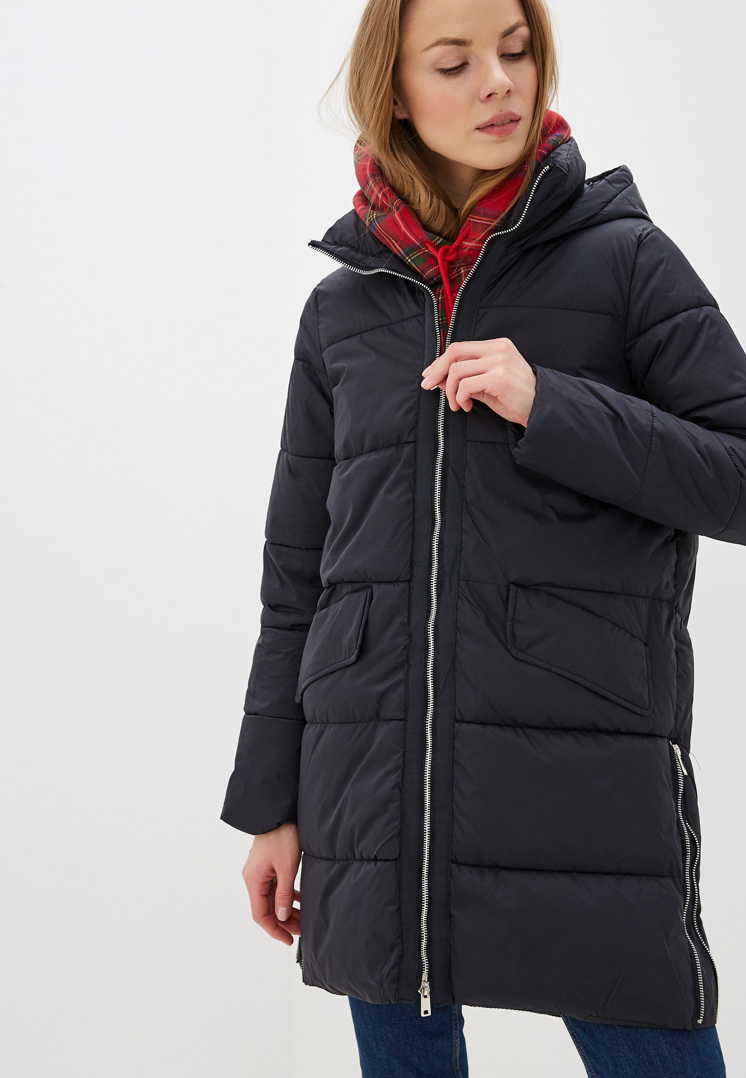 Утепленная куртка Tiffosi 10029187