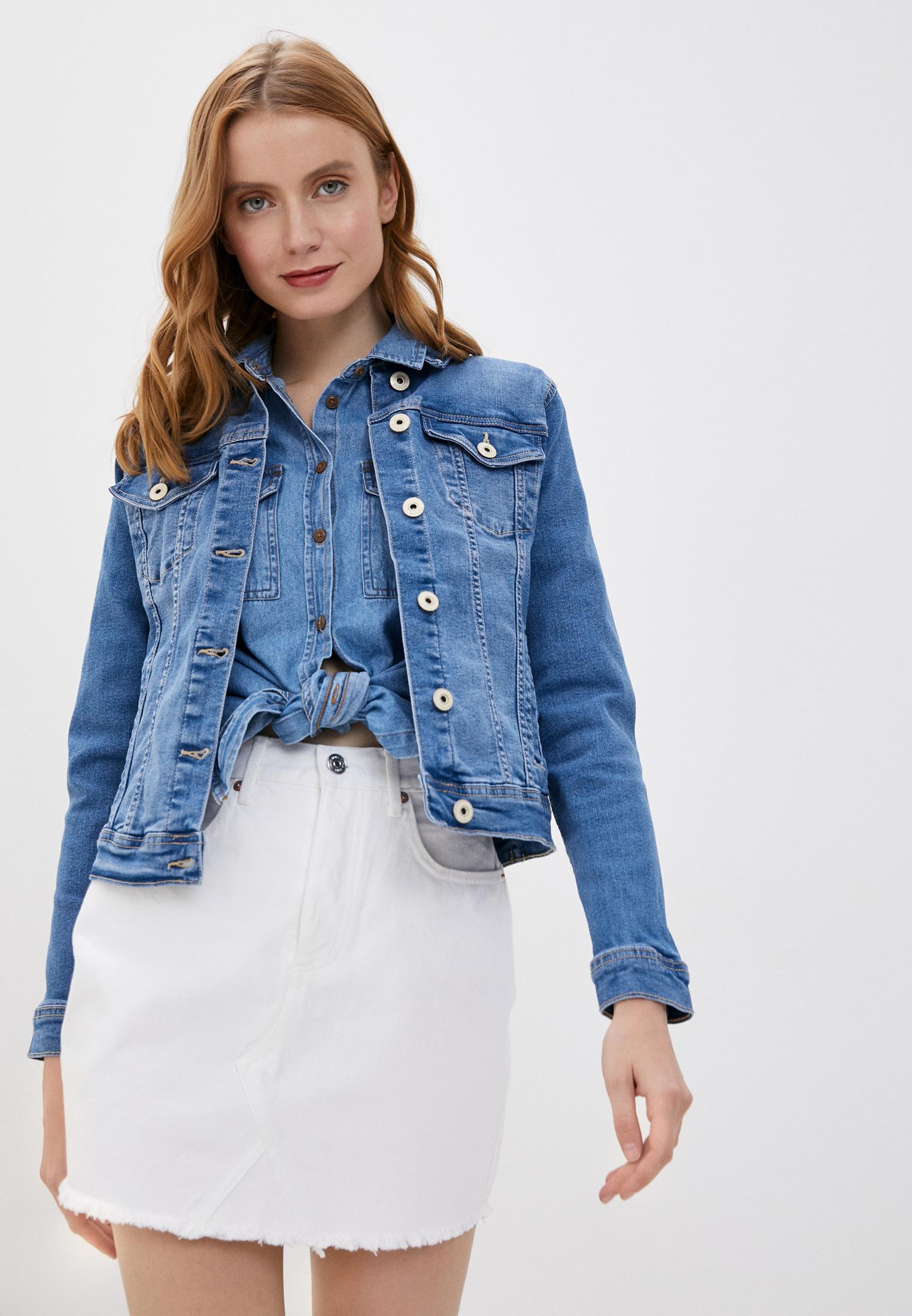 Джинсовая куртка Tiffosi 10005051