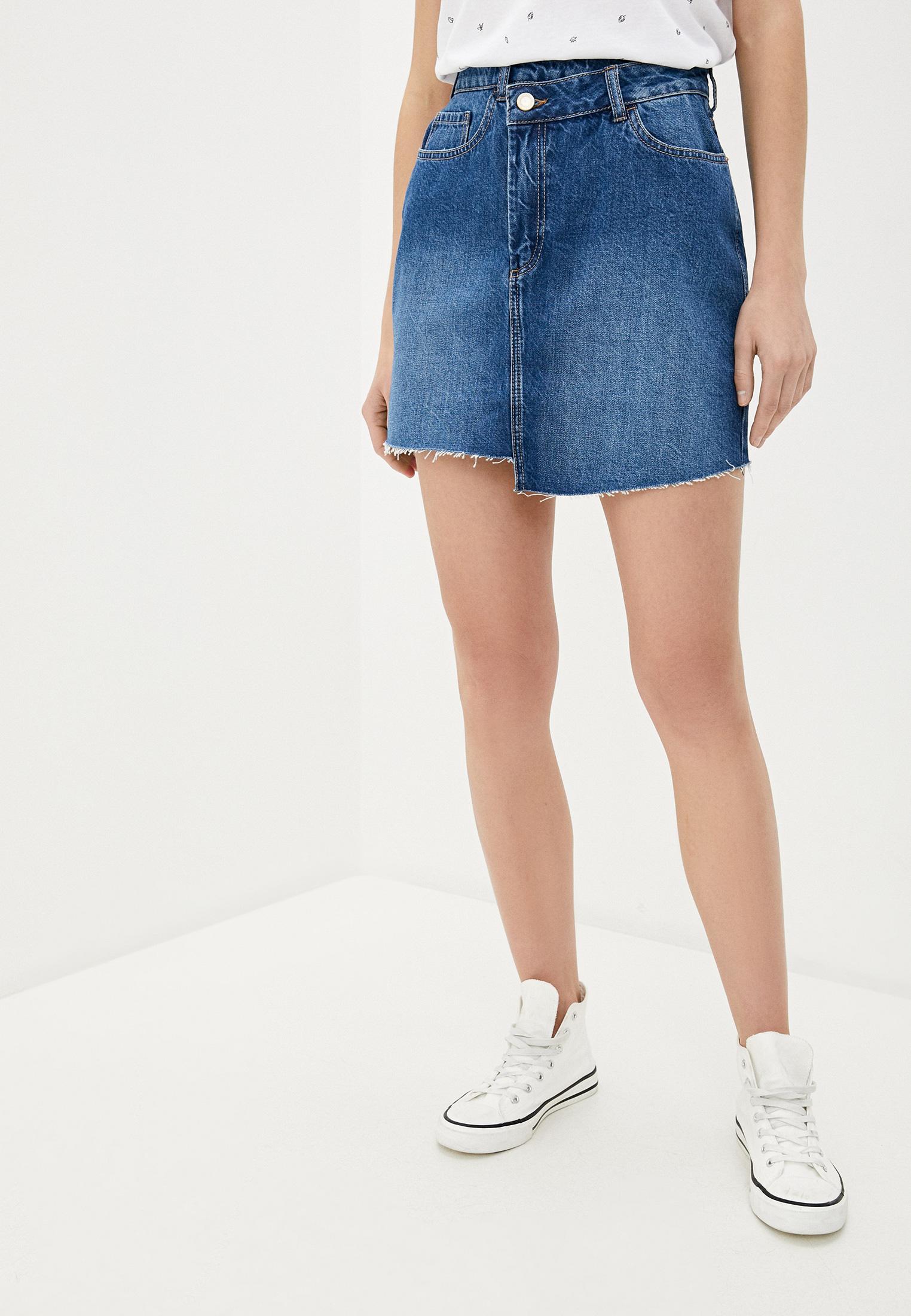 Джинсовая юбка Tiffosi 10032868