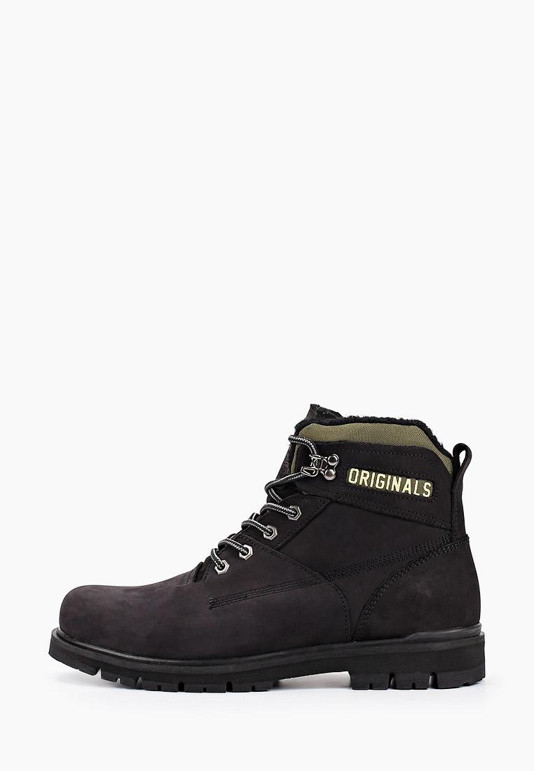 Мужские ботинки ТОФА 928216-6