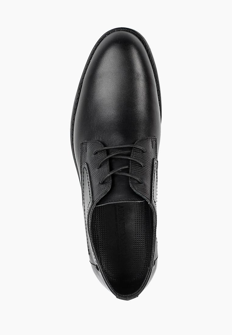 Мужские туфли ТОФА 209167-5: изображение 4