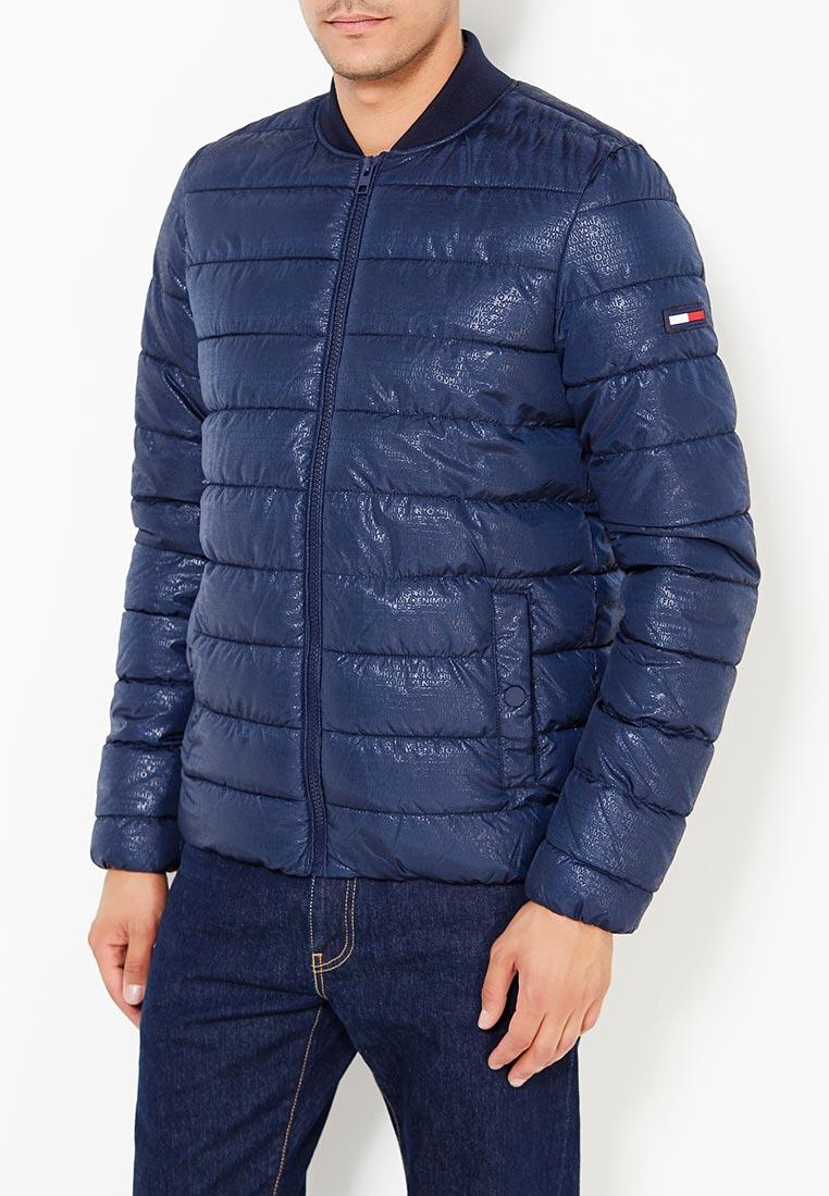 Утепленная куртка TommyHilfigerDenim (Томми Хилфигер Деним) DM0DM02849