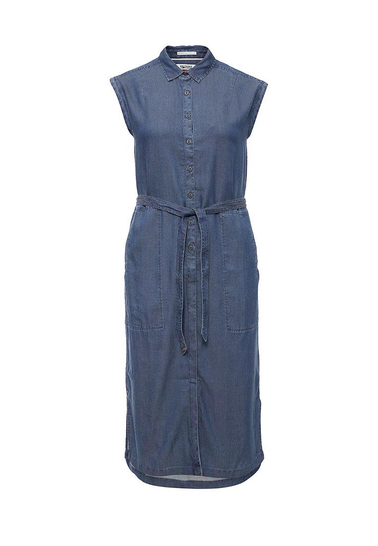 Платье TommyHilfigerDenim (Томми Хилфигер Деним) DW0DW00061