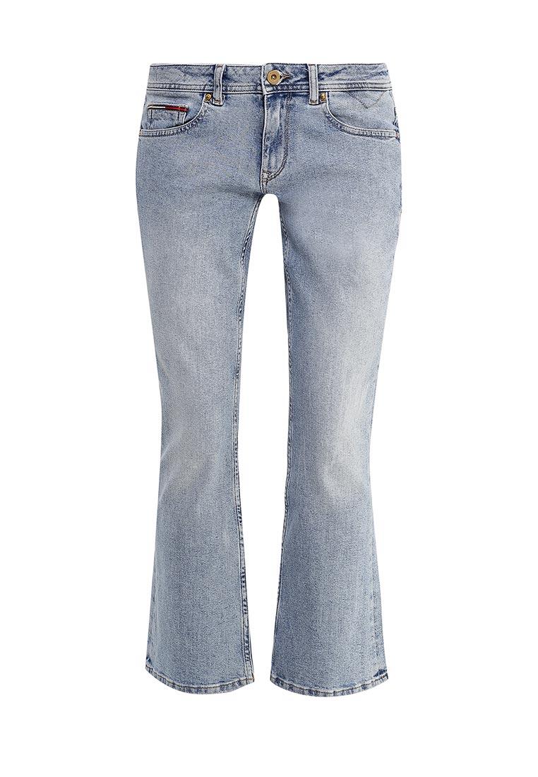 Широкие и расклешенные джинсы TommyHilfigerDenim (Томми Хилфигер Деним) DW0DW01556