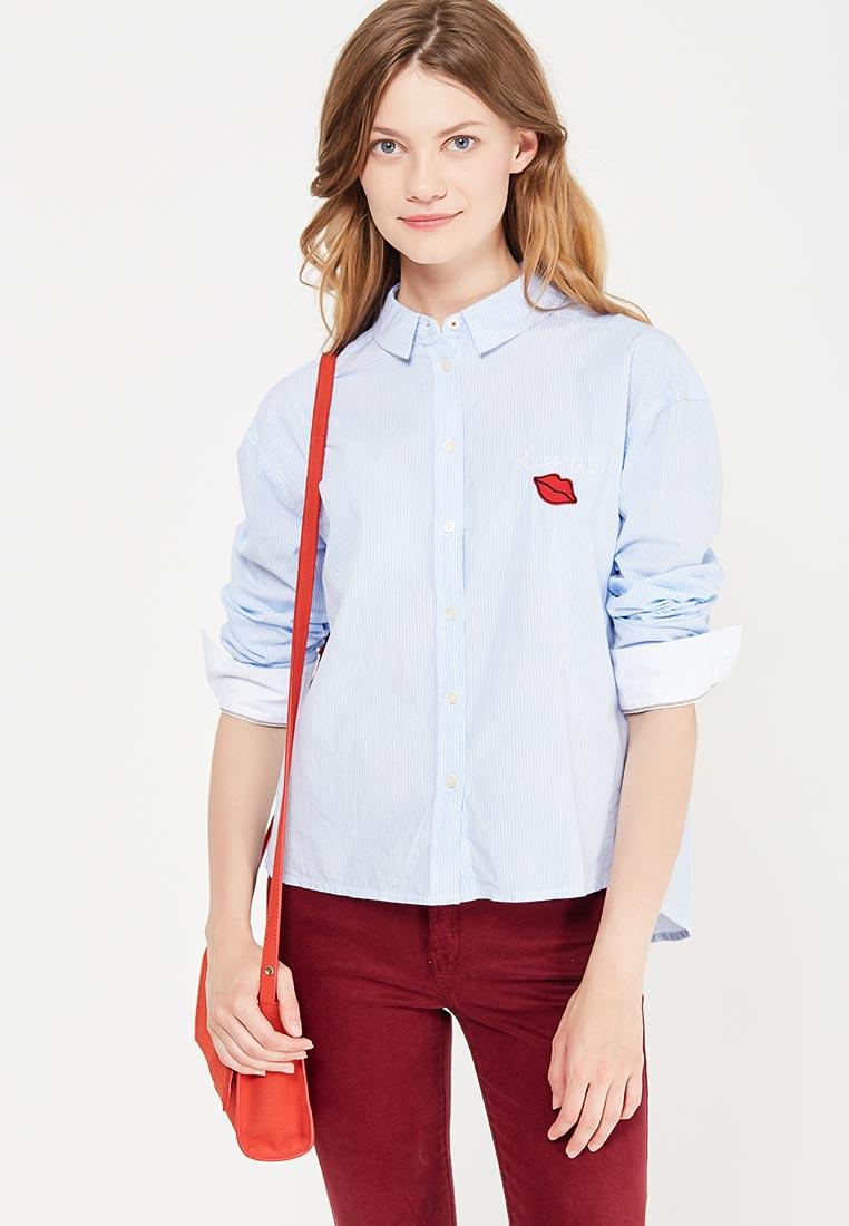 Женские рубашки с длинным рукавом TommyHilfigerDenim (Томми Хилфигер Деним) DW0DW02728