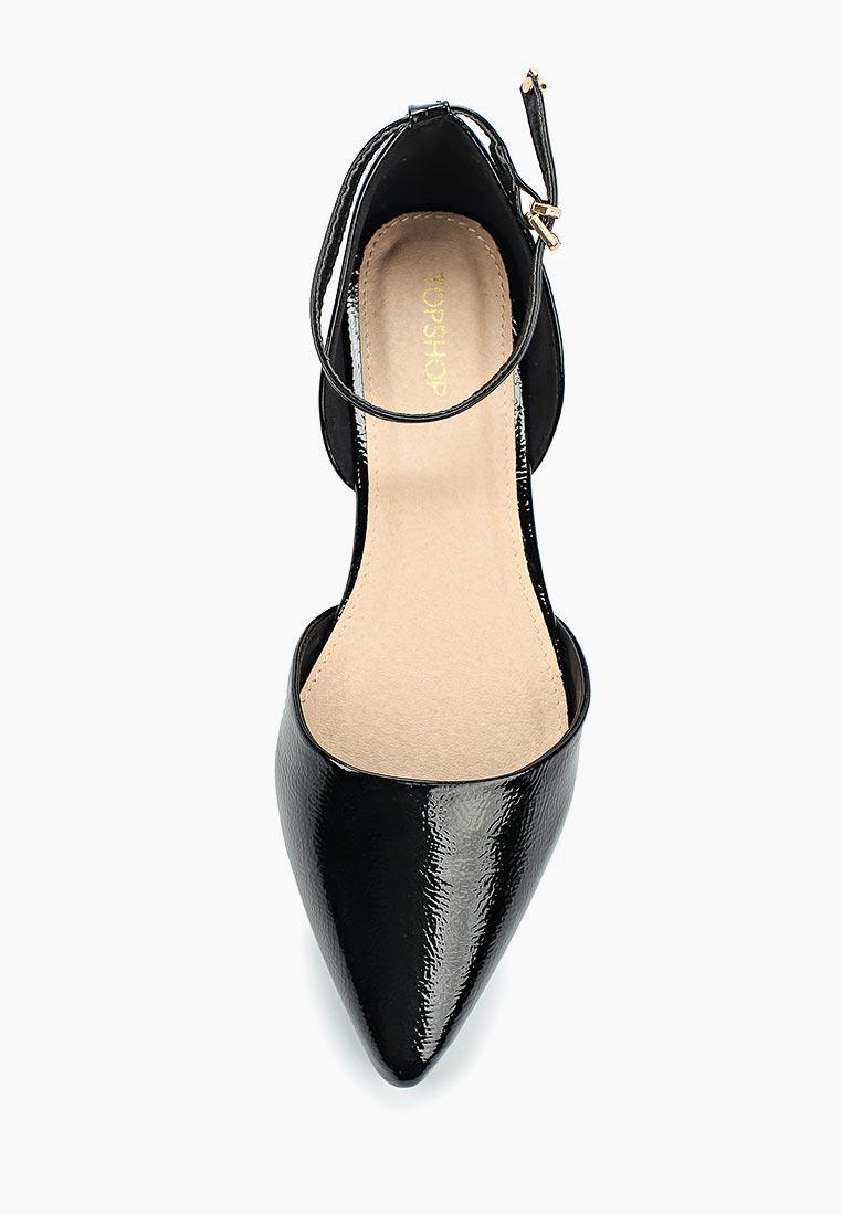 Женские туфли Topshop (Топ Шоп) 42A37MBLK: изображение 9