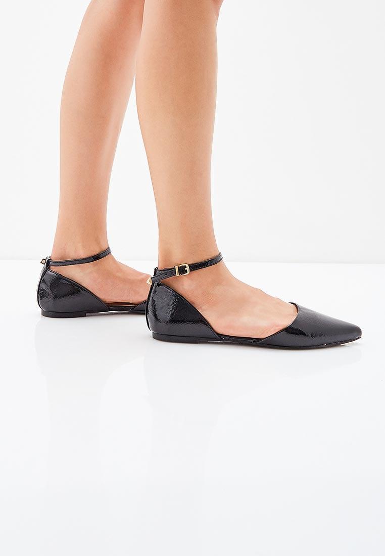 Женские туфли Topshop (Топ Шоп) 42A37MBLK: изображение 10