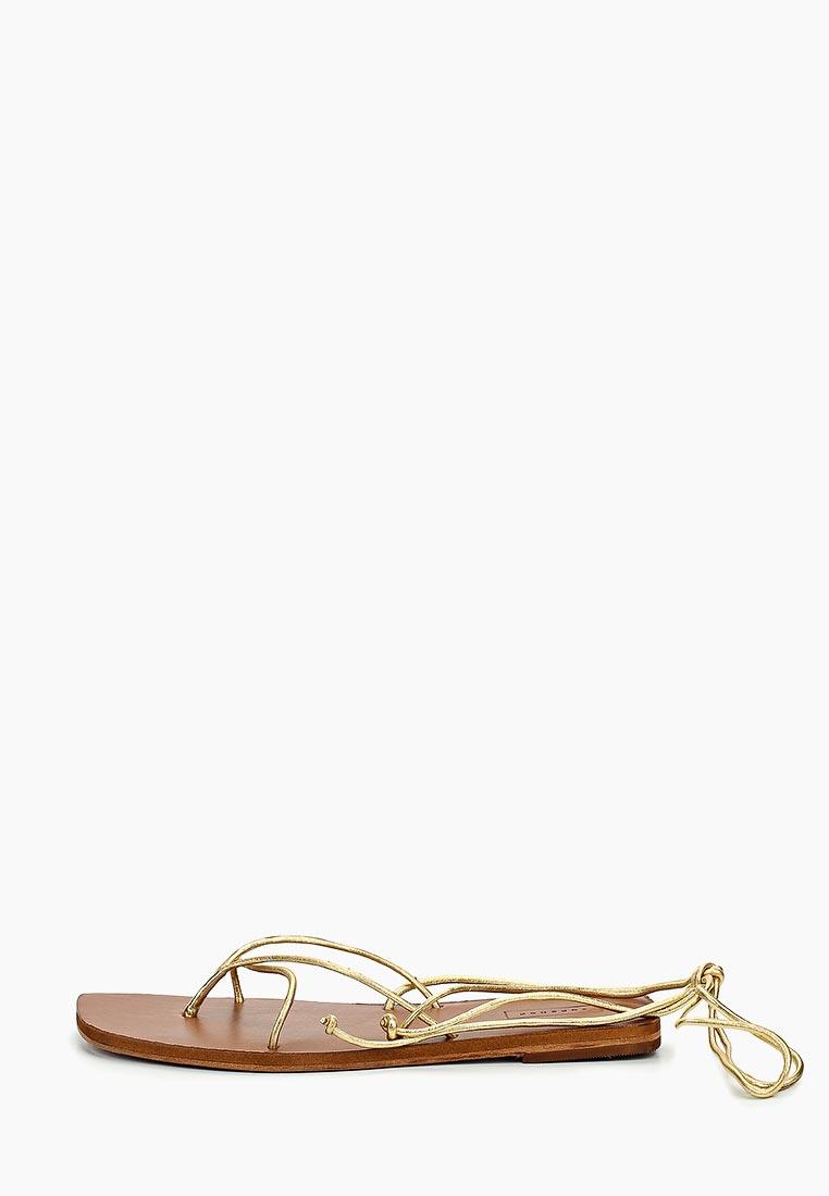 Женские сандалии Topshop (Топ Шоп) 32F08QGLD
