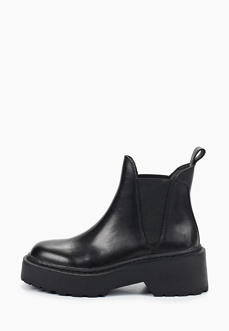 Женские ботинки Topshop (Топ Шоп) 32A03SBLK