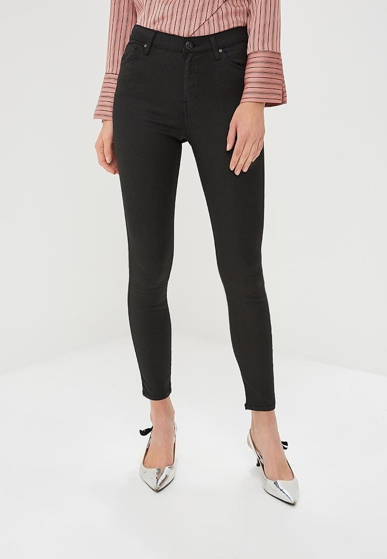 Зауженные джинсы Topshop (Топ Шоп) 02Y33MBLK: изображение 1