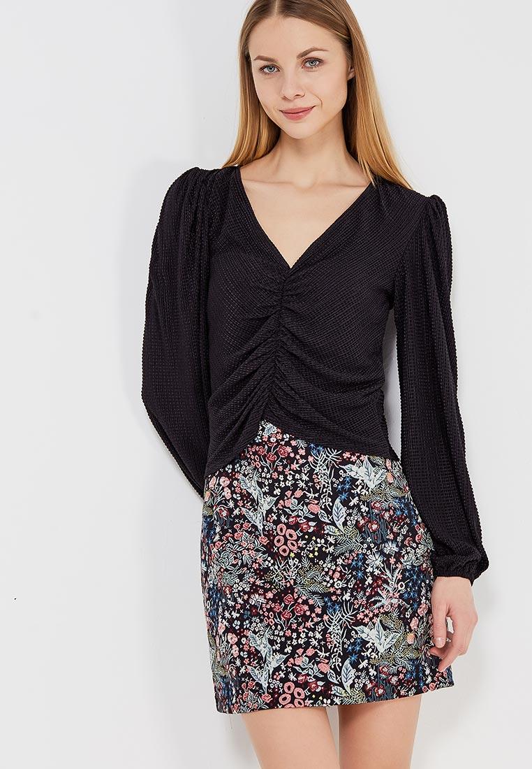Блуза Topshop (Топ Шоп) 04G01NBLK