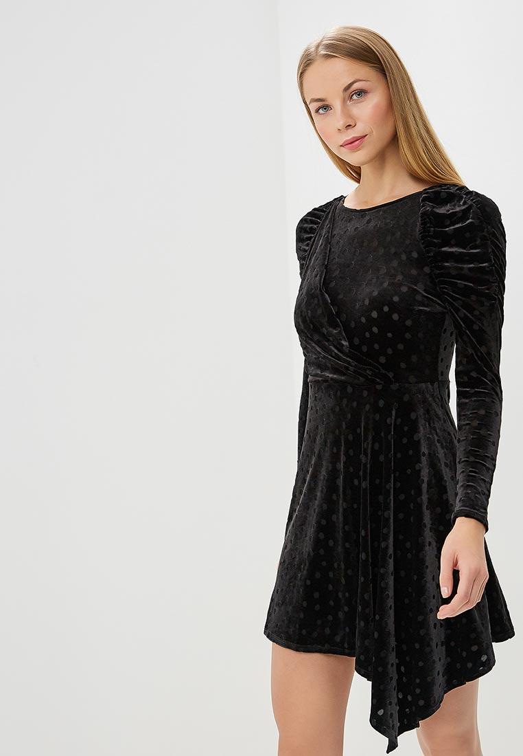 Вечернее / коктейльное платье Topshop (Топшоп) 10D34MBLK
