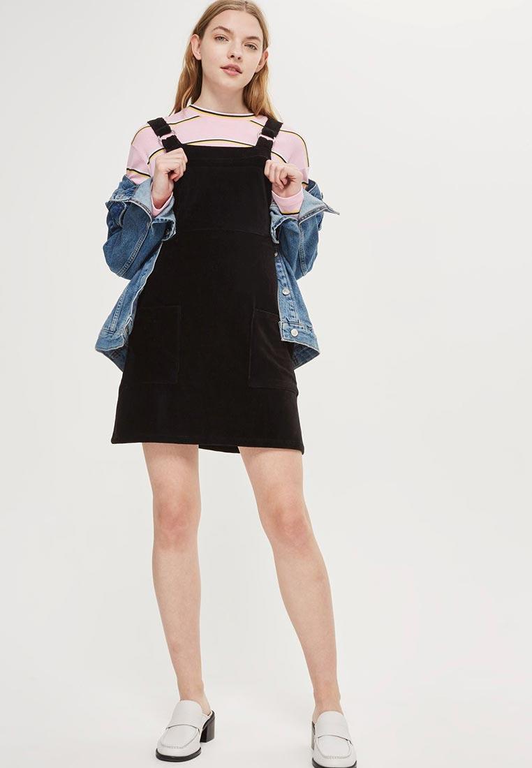 Женские платья-сарафаны Topshop (Топ Шоп) 10J54LBUR
