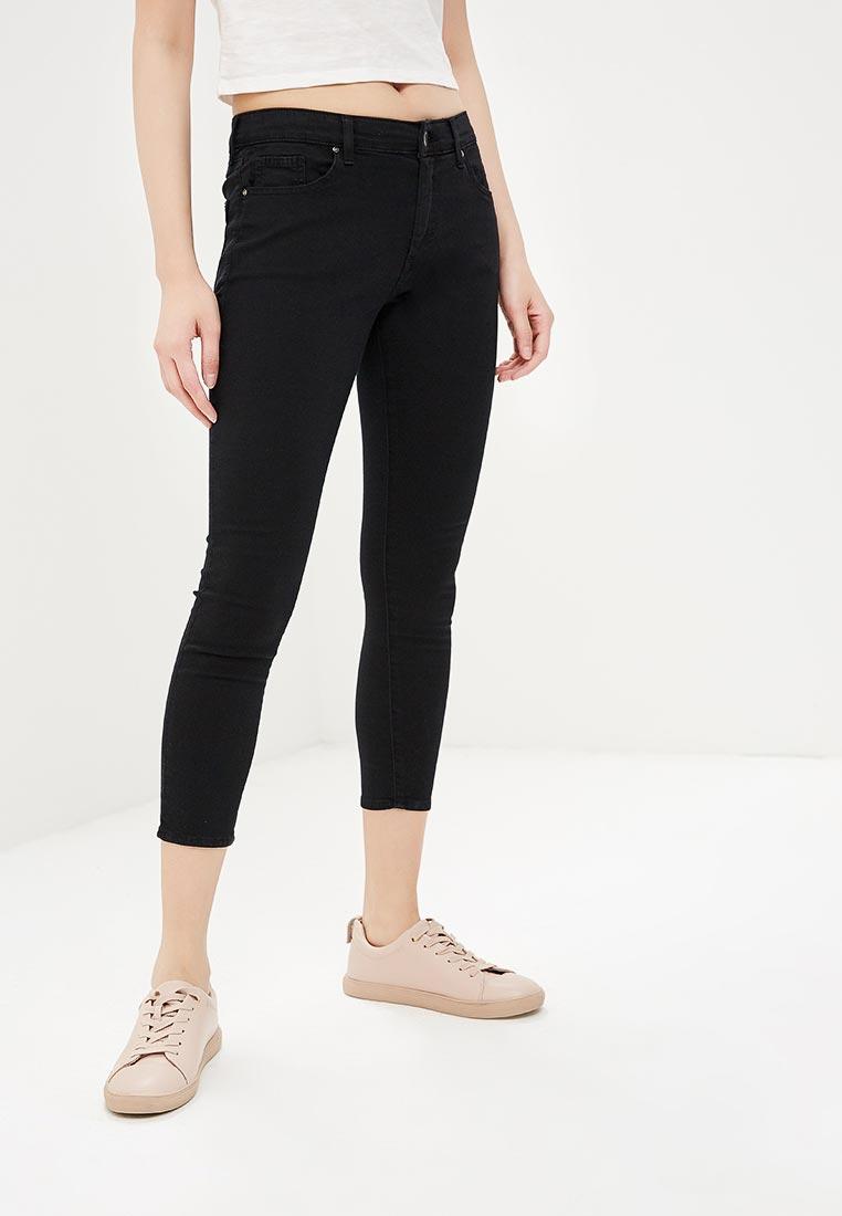 Зауженные джинсы Topshop (Топ Шоп) 26A61MBLK
