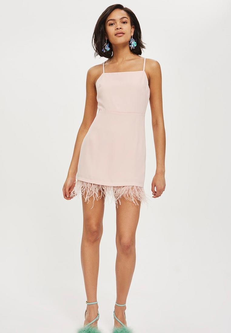 Вечернее / коктейльное платье Topshop (Топшоп) 35S10NBLS