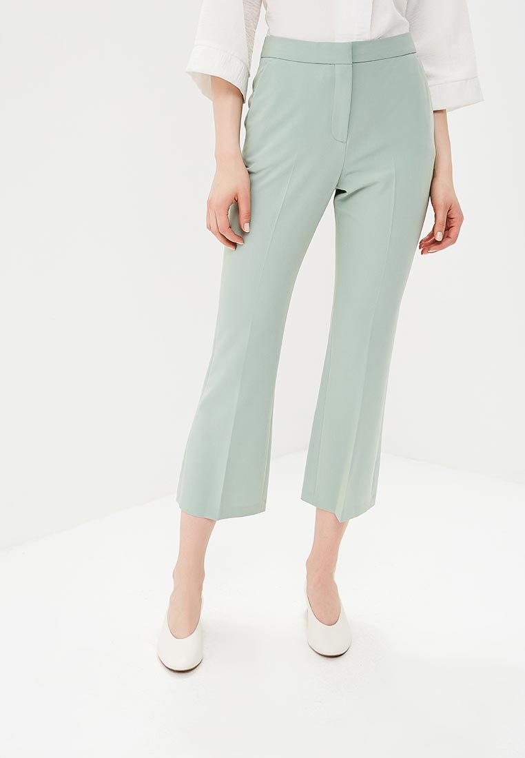 Женские широкие и расклешенные брюки Topshop (Топ Шоп) 36X02NPST