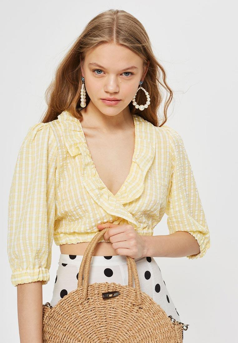 Блуза Topshop (Топ Шоп) 13P05NYLW