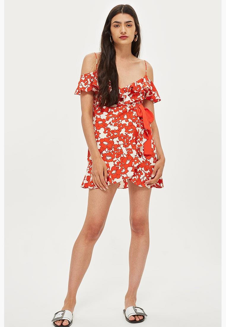 Платье Topshop (Топ Шоп) 10G15NRED: изображение 1