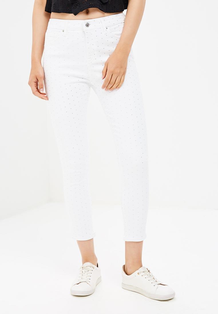 Зауженные джинсы Topshop (Топ Шоп) 02K37NWHT: изображение 1