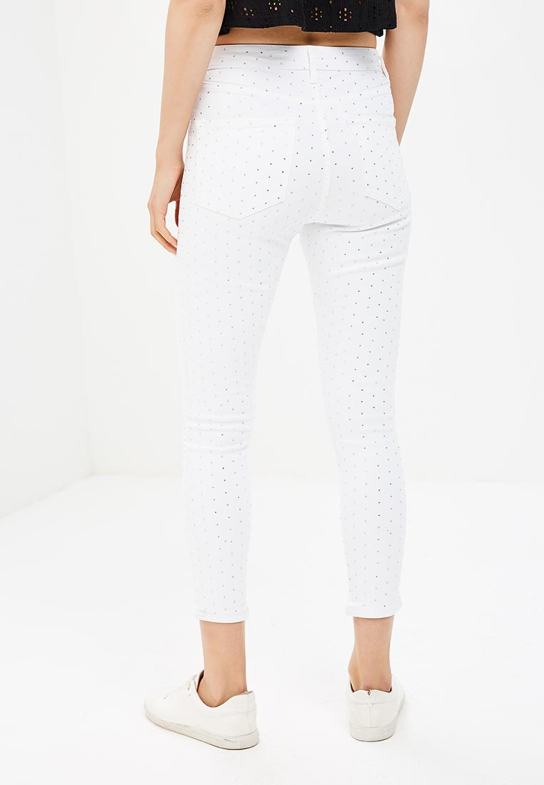 Зауженные джинсы Topshop (Топ Шоп) 02K37NWHT: изображение 3