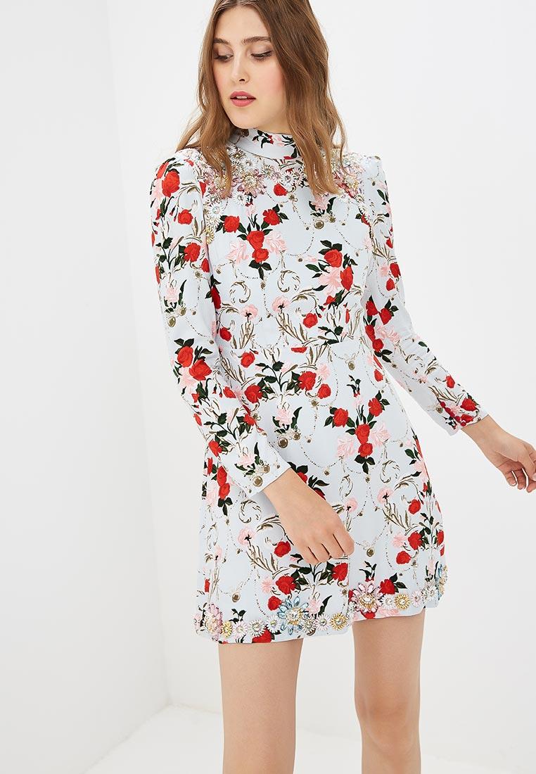Вечернее / коктейльное платье Topshop (Топшоп) 35E10NSKY