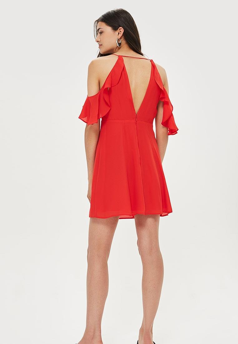 Вечернее / коктейльное платье Topshop (Топ Шоп) 35W12NRED: изображение 2