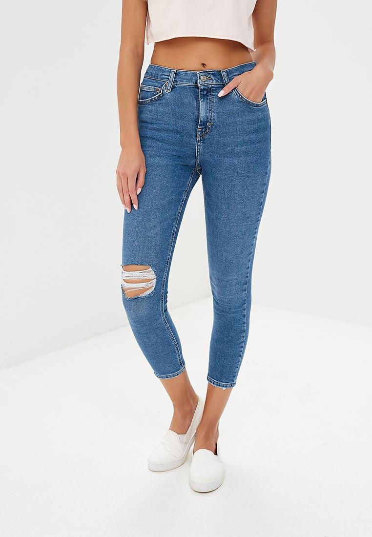 Зауженные джинсы Topshop (Топ Шоп) 02K49NMDT: изображение 2