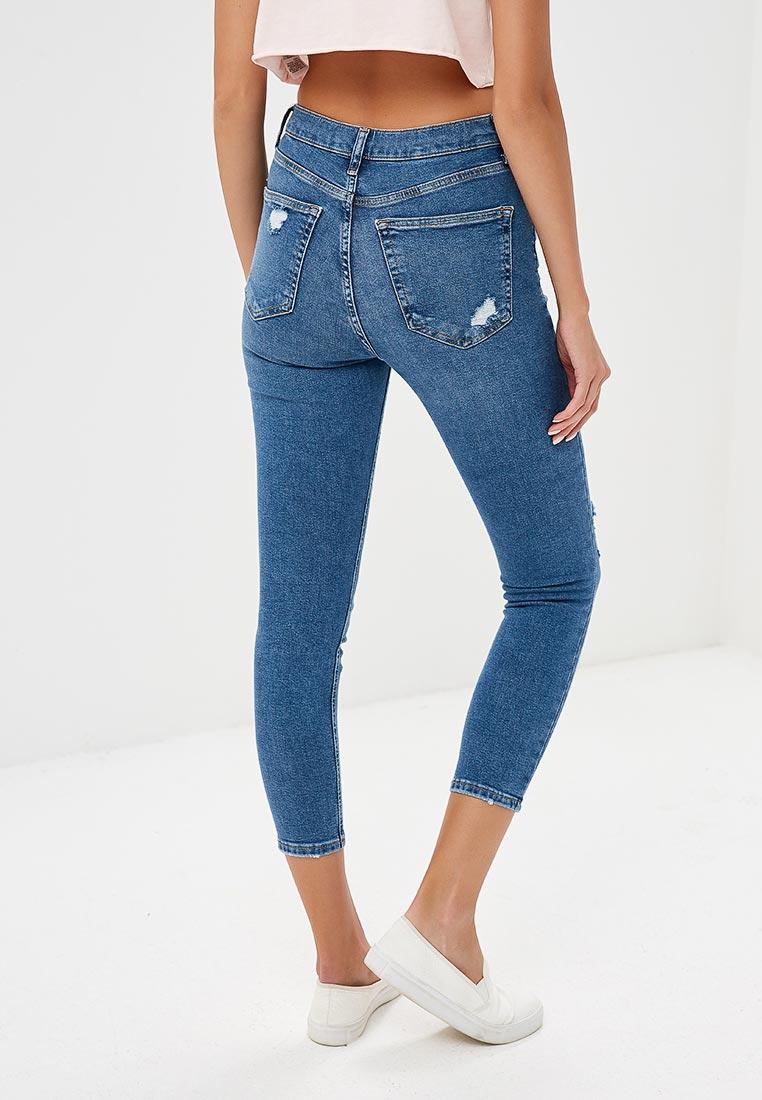Зауженные джинсы Topshop (Топ Шоп) 02K49NMDT: изображение 6