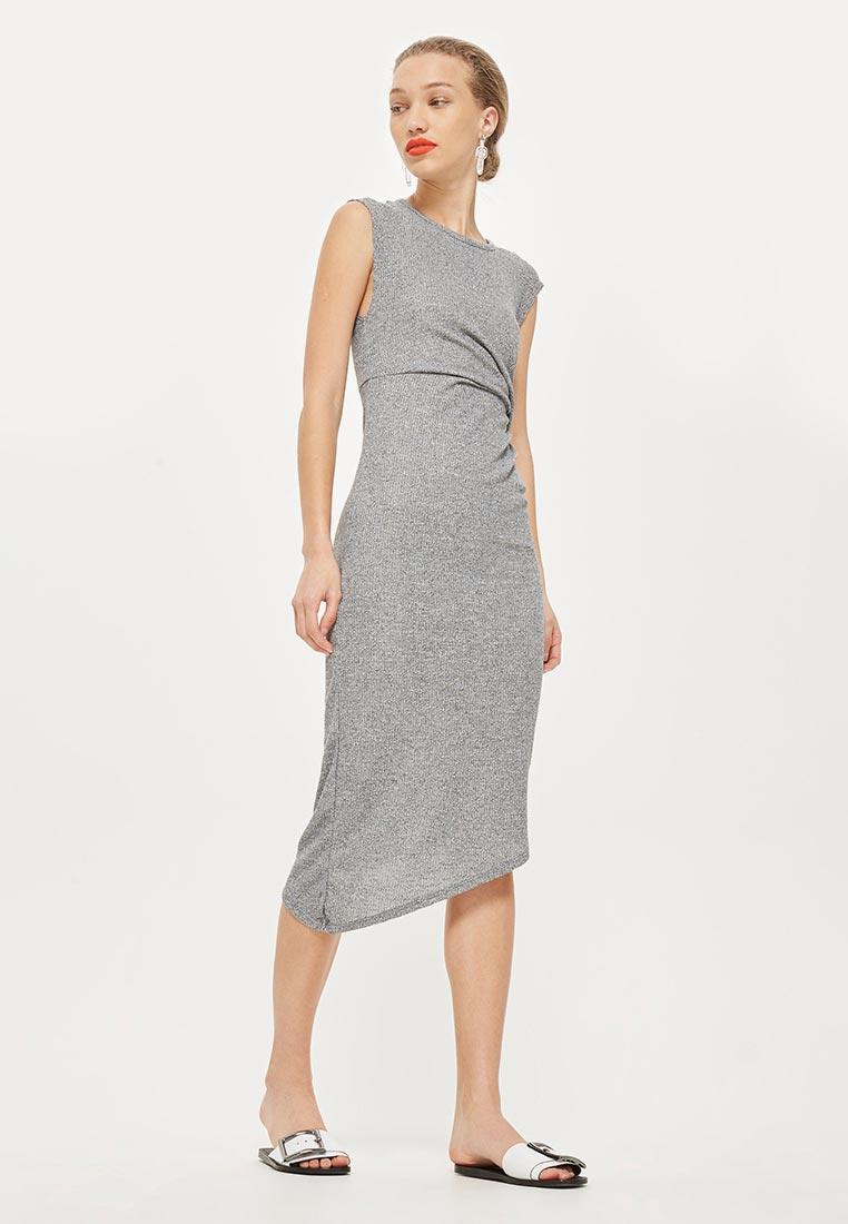 Платье Topshop (Топ Шоп) 10R01PGRY