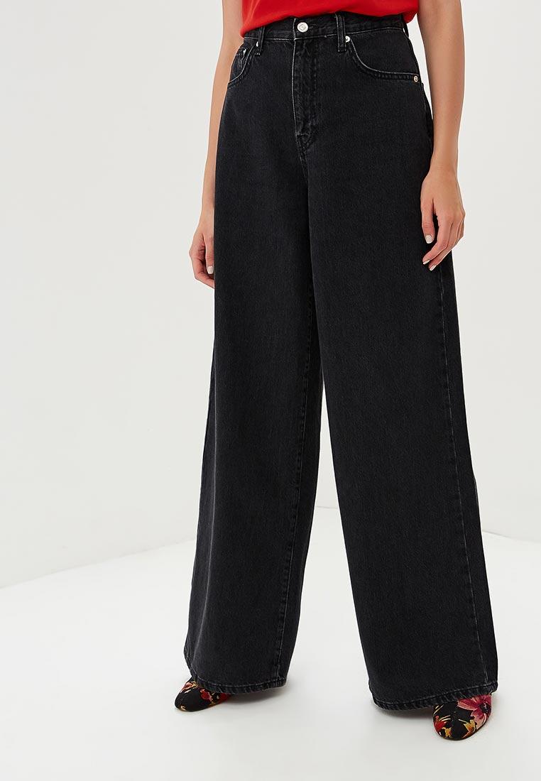 Широкие и расклешенные джинсы Topshop (Топ Шоп) 02C08NWBK