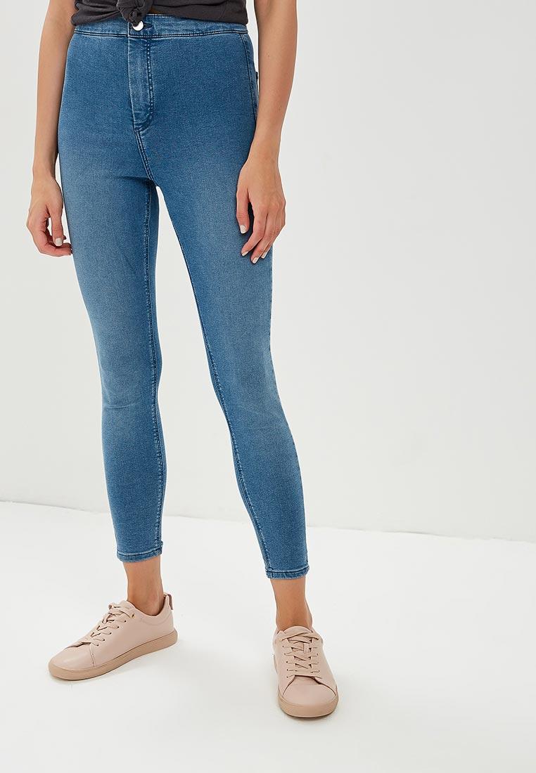 Зауженные джинсы Topshop (Топ Шоп) 02J01NBLG