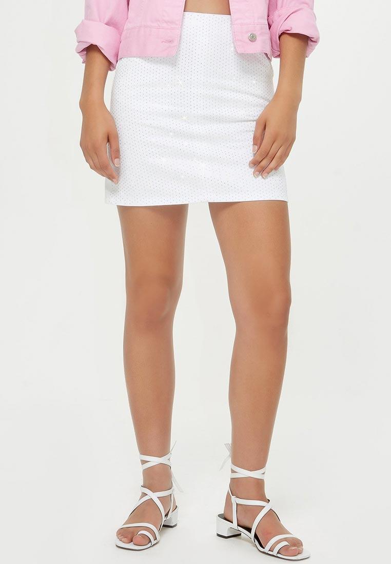 Прямая юбка Topshop (Топшоп) 05R62NWHT