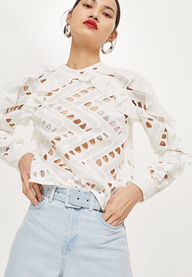 Блуза Topshop (Топ Шоп) 13T04NIVR