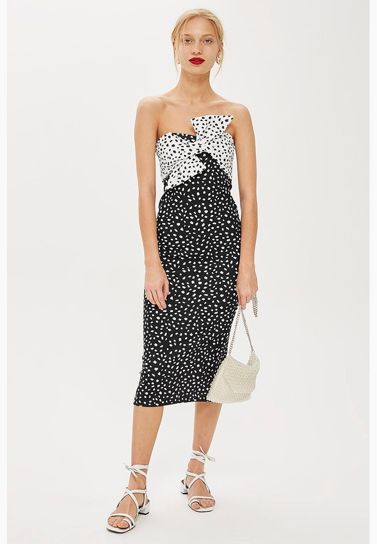 Платье Topshop (Топ Шоп) 10F02PMON