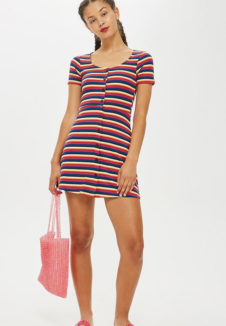 Платье Topshop (Топ Шоп) 10D13PMUL