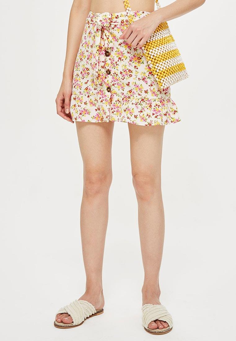 Широкая юбка Topshop (Топшоп) 27M20NIVR