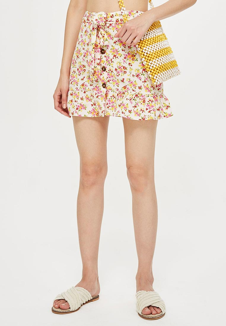 Широкая юбка Topshop (Топ Шоп) 27M20NIVR