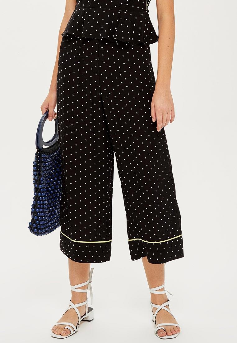 Женские широкие и расклешенные брюки Topshop (Топ Шоп) 16M02PNAV