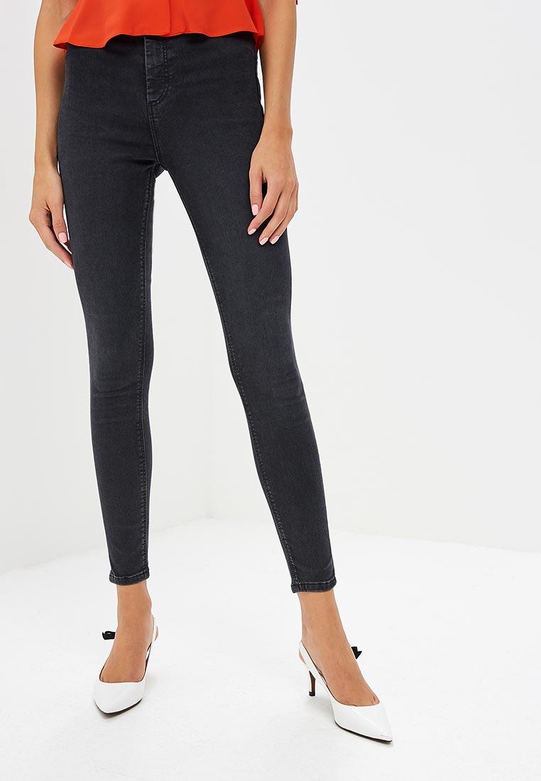 Зауженные джинсы Topshop (Топ Шоп) 02J02PWBK