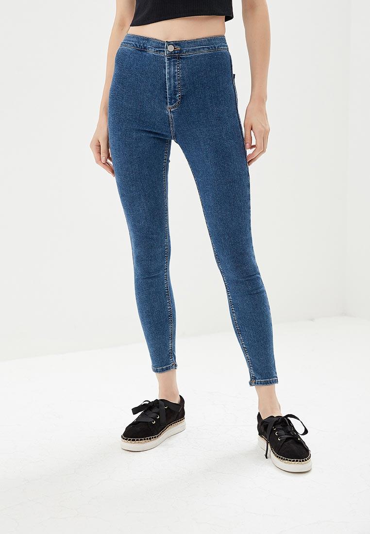 Зауженные джинсы Topshop (Топ Шоп) 02J04PMDT
