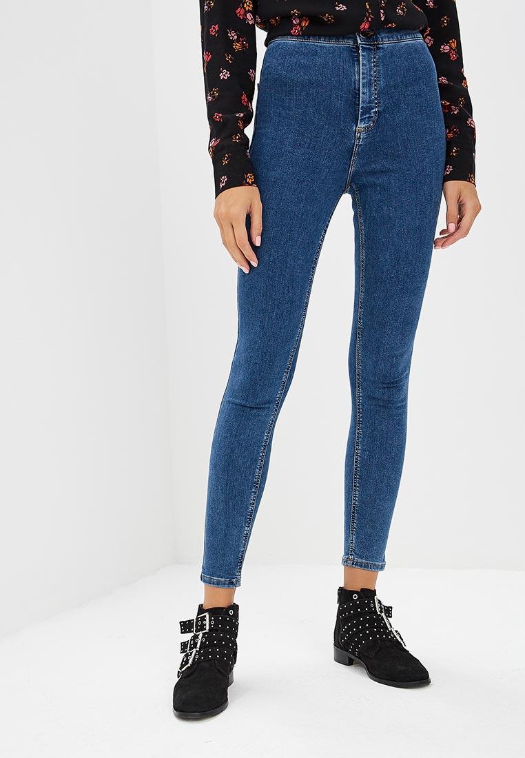 Зауженные джинсы Topshop (Топ Шоп) 02J05PMDT