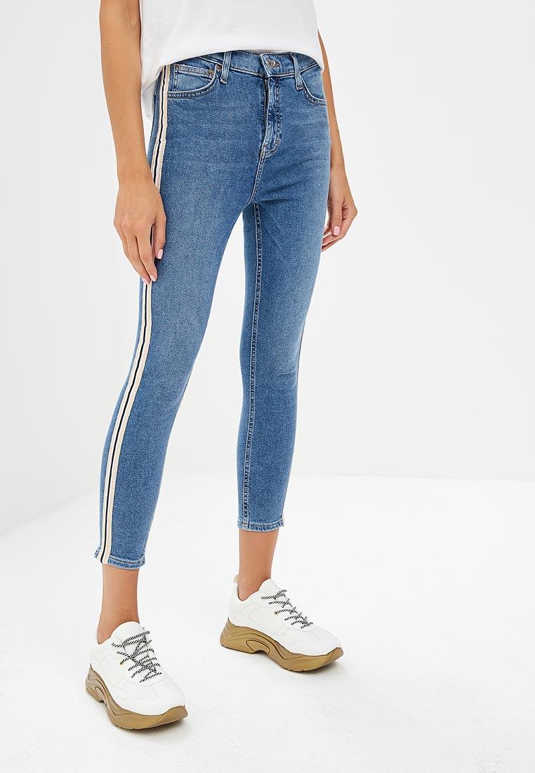 Зауженные джинсы Topshop (Топ Шоп) 02K04NPNK