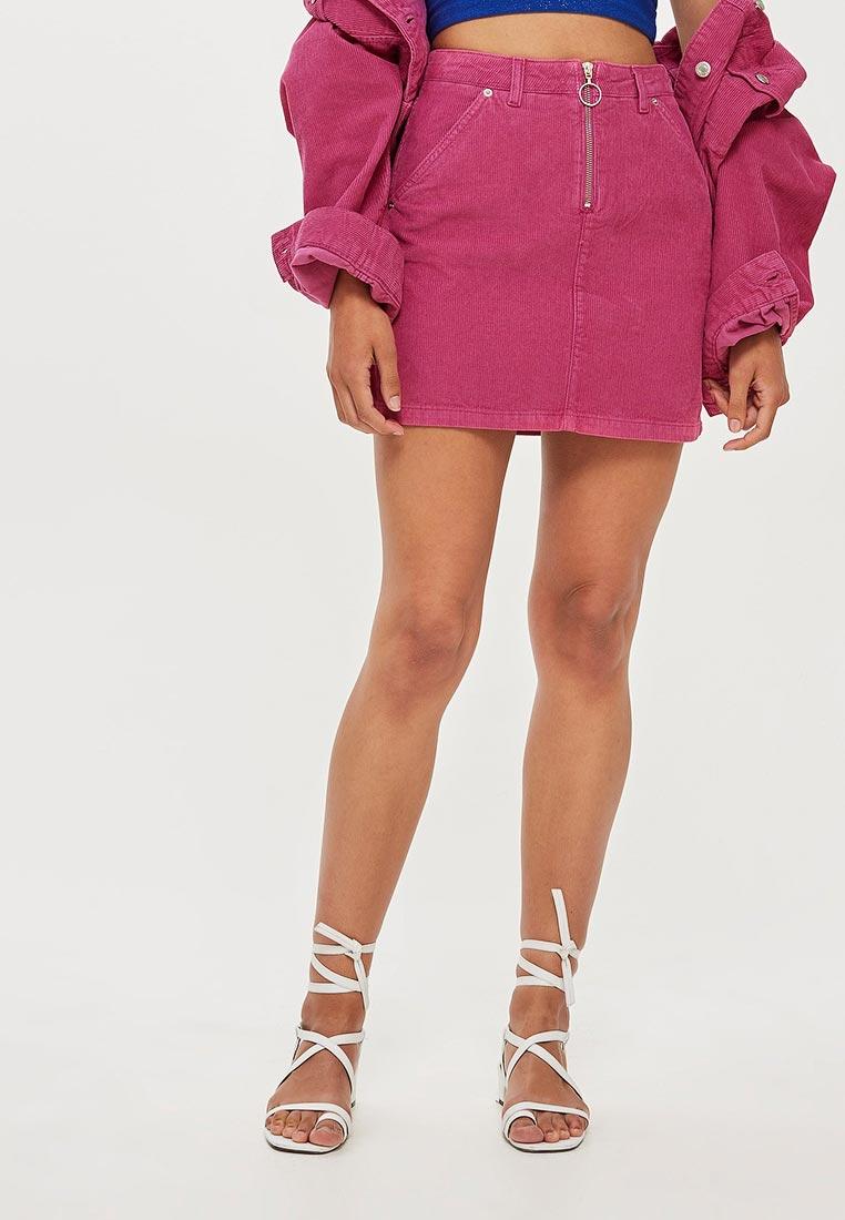Прямая юбка Topshop (Топшоп) 05R72NBPK