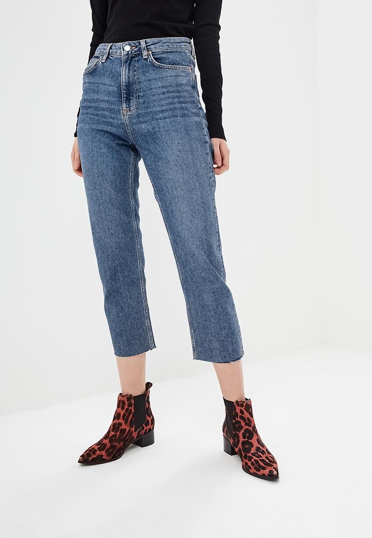 Прямые джинсы Topshop (Топ Шоп) 02G04PMDT