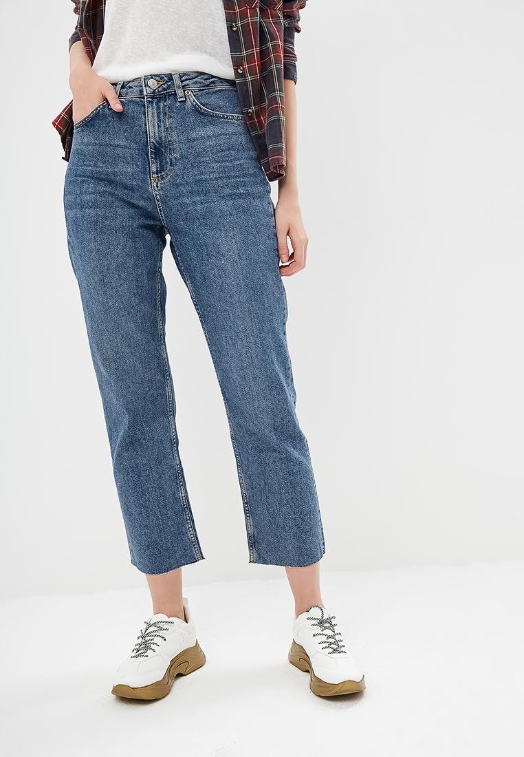 Прямые джинсы Topshop (Топ Шоп) 02G05PMDT