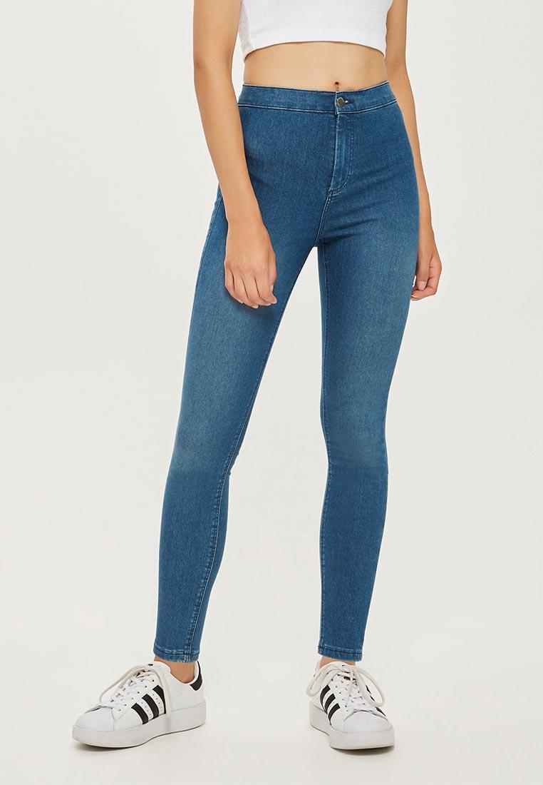 Зауженные джинсы Topshop (Топ Шоп) 02J02PBLG